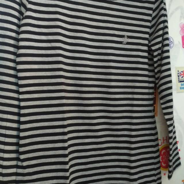 Tshirt Garis2 Osella
