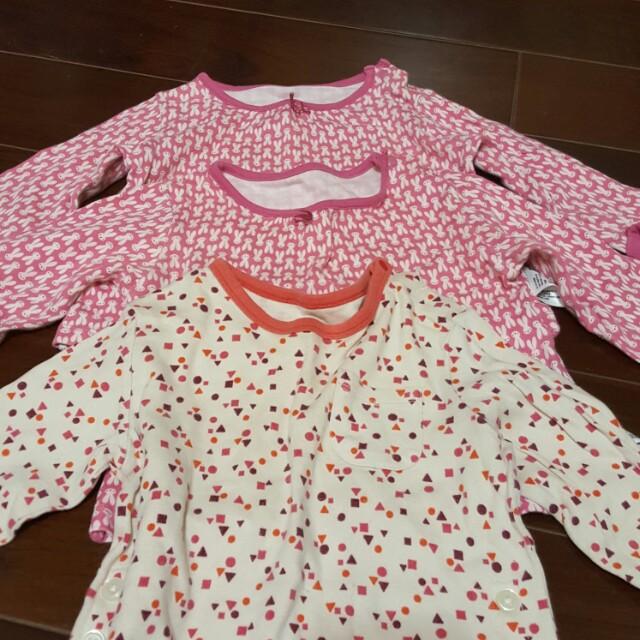 Uniqlo 女童睡衣