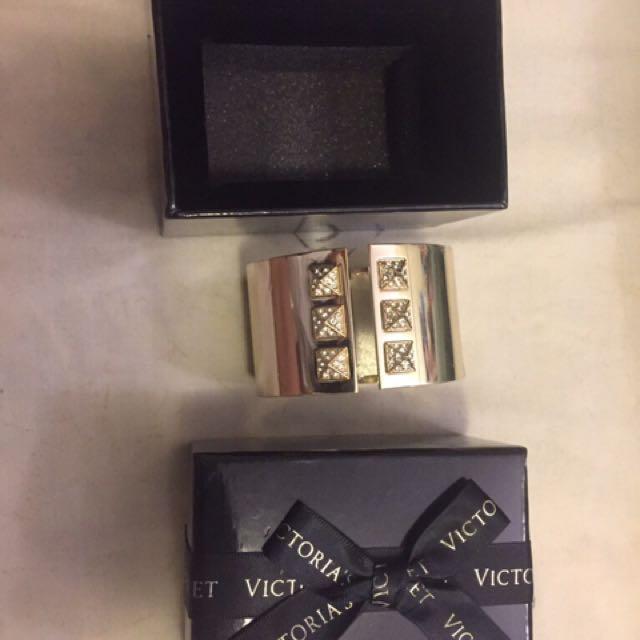 Victoria Secret Gold-Coloured Bracelet