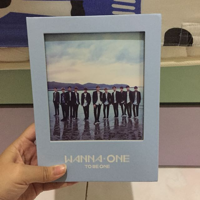Wanna One - To Be One Sky Version