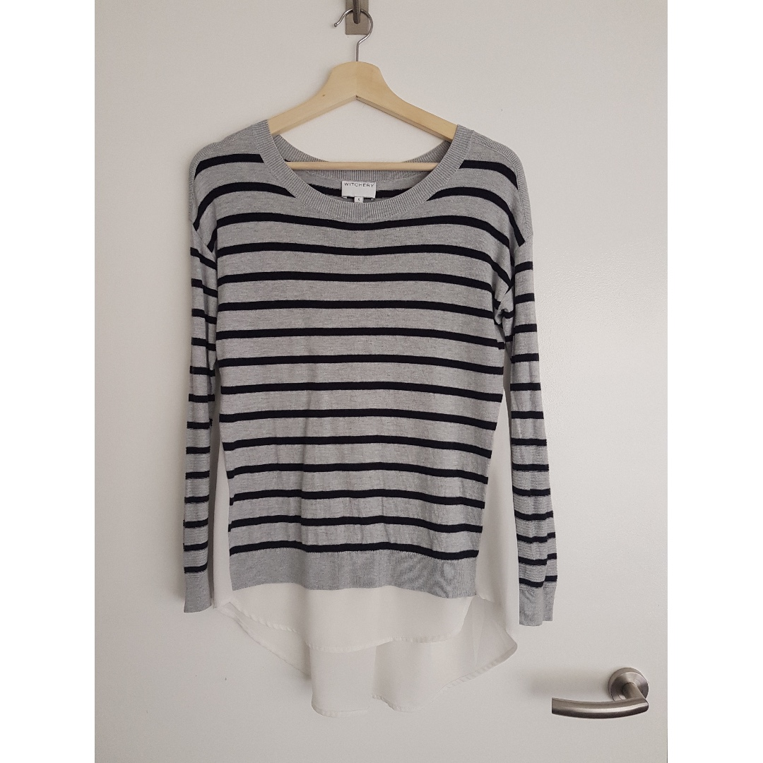 WITCHERY LADIES KNIT SIZE S