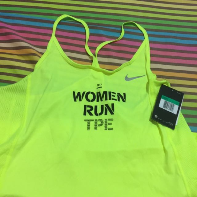 WOMEN RUN 紀念背心