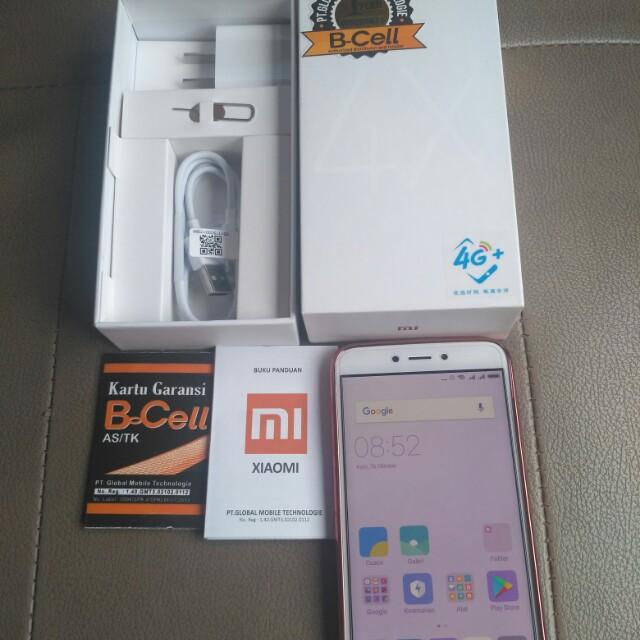 Xiaomi 4X Ram 3Gb/32Gb Rom