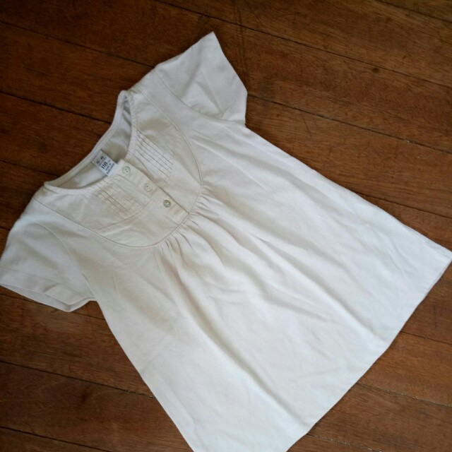 Zara Kids Beige Shirt