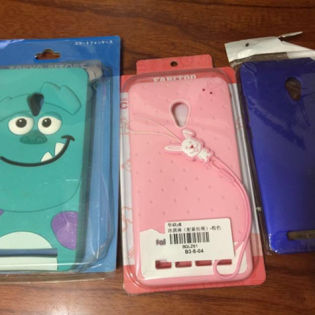 華碩Zenfong6 手機保護套