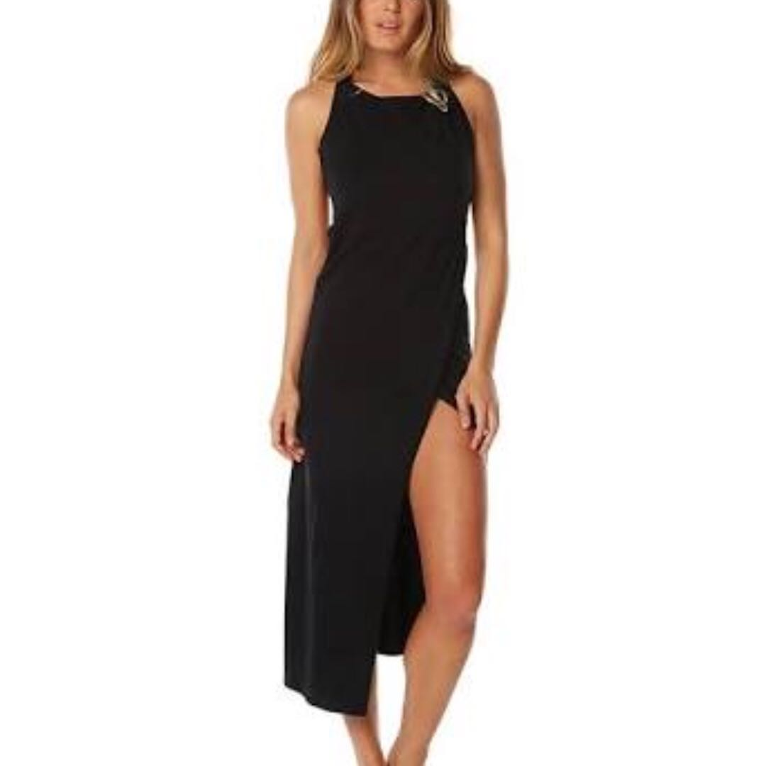 Zulu and zephyr depth low cut out back dress size 10