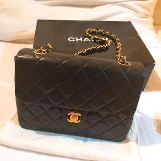 Chanel vintage bag 20cm