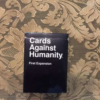 Cards Against Humanity 1st Expansion (Authentic)