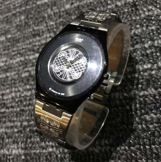 SWATCH Watch Black Dial