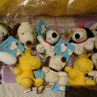 Snoopy Keychain Limited Edition