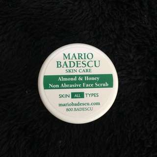 MArio Badescu almond and Honey Facial Scrub Sample