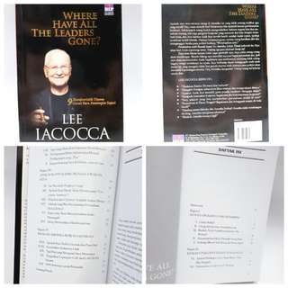 Lee Iacocca Where Have All The Leaders Gone