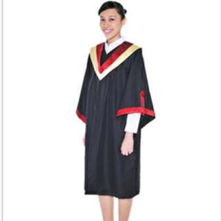 ITE Graduation Gown