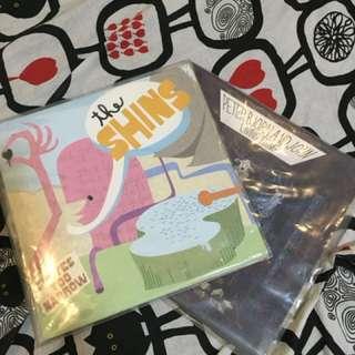 Peter Bjorn & John / The Shins Vinyl