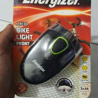 Energizer Bike Lamp