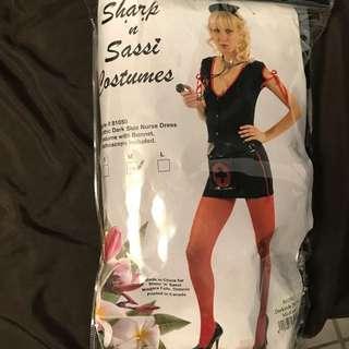 Halloween sexy nurse