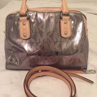 AUTHENTIC MICHAEL KORS METALLIC
