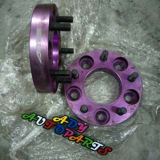 spacer 5x114 1inci