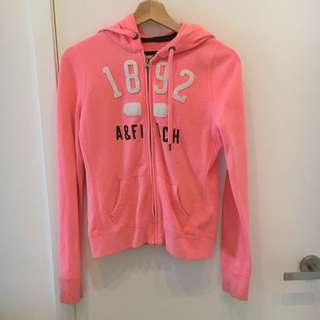 Abercrombie summer jacket small