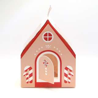 BRAND NEW CHRISTMAS HOUSE PACKAGING