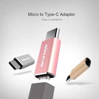 Nillkin Micro USB to Type C Adapter
