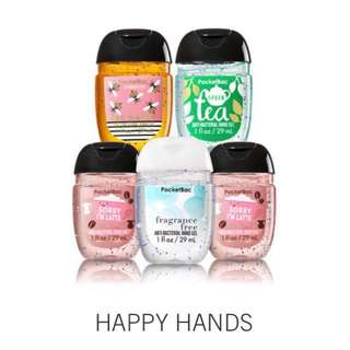 BATH & BODY WORKS - PocketBac Hand Sanitizer