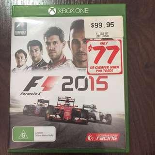Xbox Game FI2015