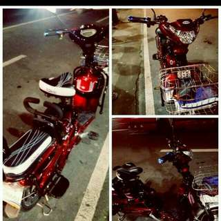 Ebike for Sale @negotiable price
