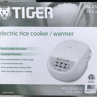Tiger Electric Rice Cooker - made in Japan