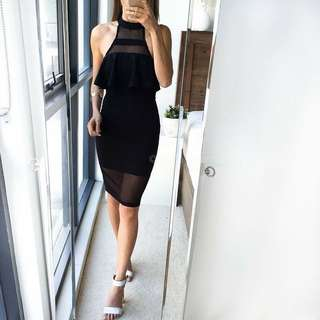 Brand new with tags size 8 black dress