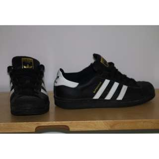 Adidas superstar shoes size 5 1/2