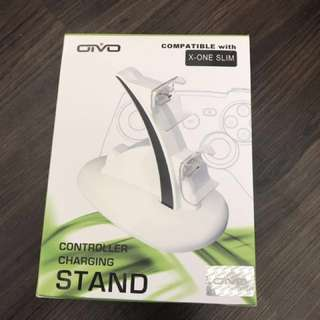 OTVO XBOX ONE/XBOX ONE S Dual Controller Charging Stand