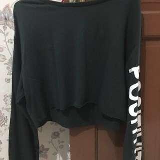 Crop Sweatshirt Divided by H&M