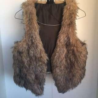 Faux Fur Outerwear