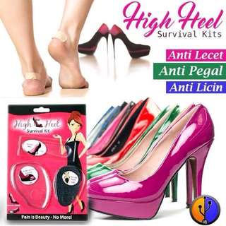 HIGH HEEL SURVIVAL KIT