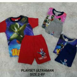 SET ULTRAMAN