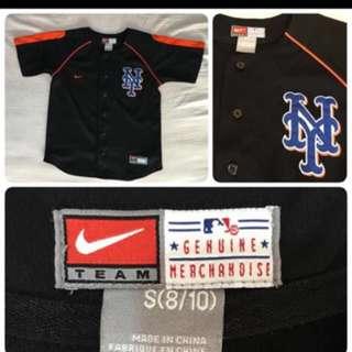 Authentic Nike Baseball Shirt
