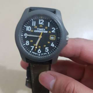 Timex expedition watch