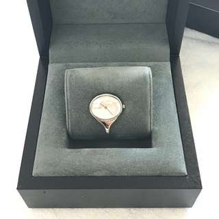 Georg Jensen bangle watch