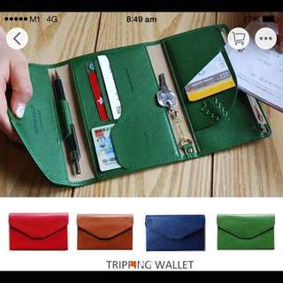 Traveller Organizer (brown Color) Sale