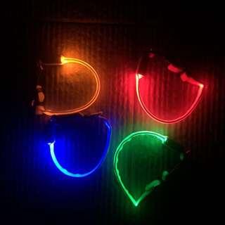 Kalung Anjing LED