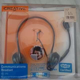 Communications Headset HS-390
