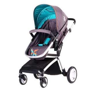 (reduced Rm 350) Santa Barbara stroller