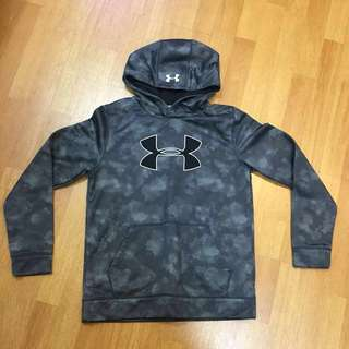 Under Armour Stealth Camo Winter Hoodie