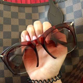 Miu Miu Sunglasses Look-alike