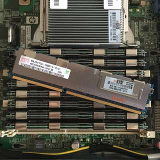 hynix 8GB DDR3 ECC registered RAM