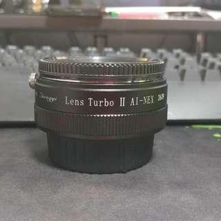 Zhongyi mitakon lens turbo II