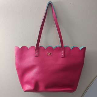 Pink Tote Bag by Kate Spade/Bath & Body Works
