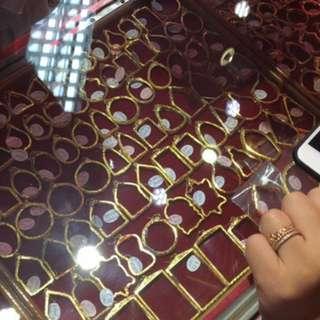 Thai Amulet Gold Casing Service