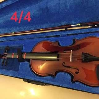 1/4、4/4二手小提琴